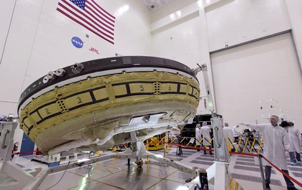 NASA запускает  летающую тарелку , чтобы испытать новую технологию приземления на Марс