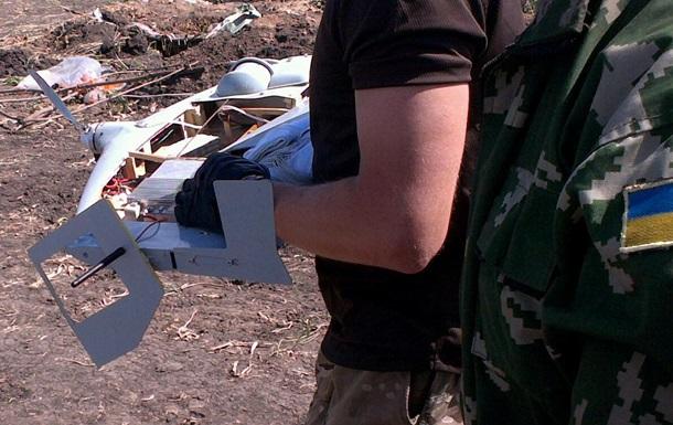 Украинские пограничники сбили российский беспилотник - СНБО