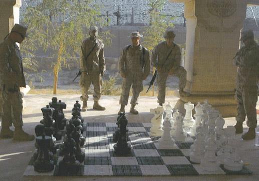 Ответ на гибридную войну, только гибридная война