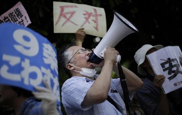 Правительство Японии разрешило вооруженным силам участвовать в боях за рубежом