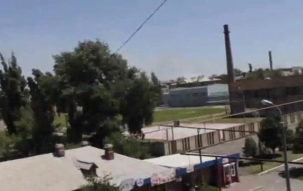Были обстреляны окраины Красного Лимана