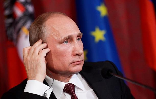 У Путина готовят план по предотвращению переворотов в Европе