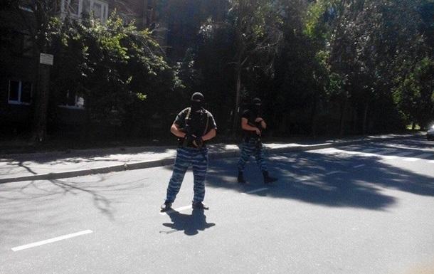 Здание управления МВД в Донецке захвачено сепаратистами - прокуратура