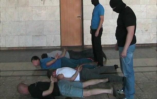 СБУ задержала харьковчан, вербовавших наемников в зону АТО