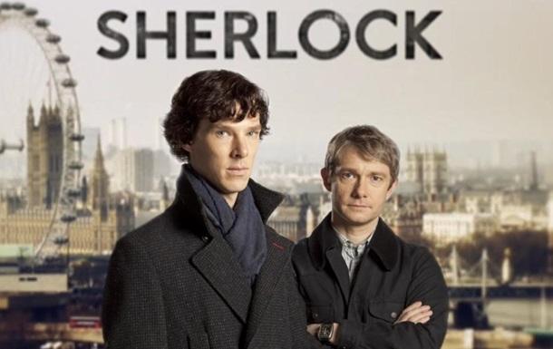 Названа дата выхода четвертого сезона сериала Шерлок