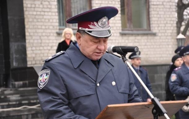 Главный милиционер  ЛНР захватил МРЭО для легализации автомобилей