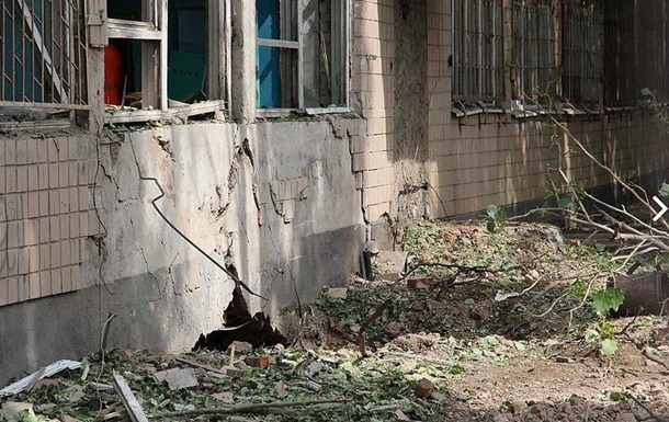 Міліція розцінює вибух в одеському військкоматі як теракт