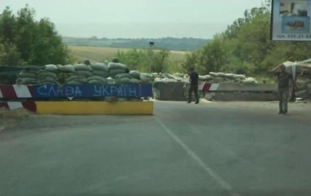 Передвижной пресс-центр пограничников снял видео из зоны АТО