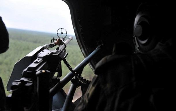 На Донбассе за день погибло девять украинских военных