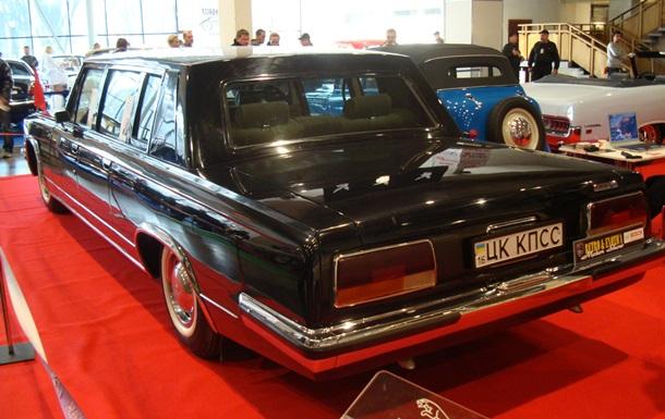 На втором аукционе купили 27 правительственных автомобилей