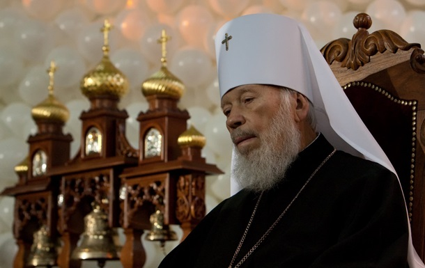 Умер митрополит Владимир