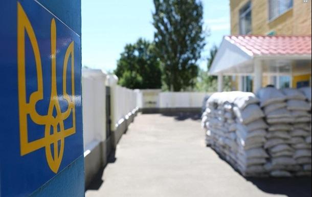 В Луганской области из минометов обстреляли погранпункт