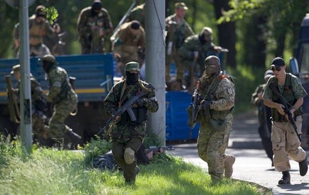 В Горловку вошла группа сепаратистов, предположительно Стрелкова – СМИ