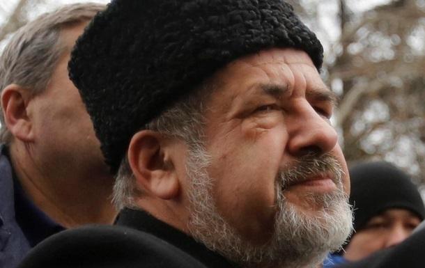 Главе Меджлиса Чубарову запретили въезд в Крым