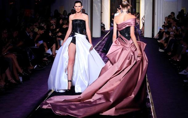В Париже началась Неделя высокой моды