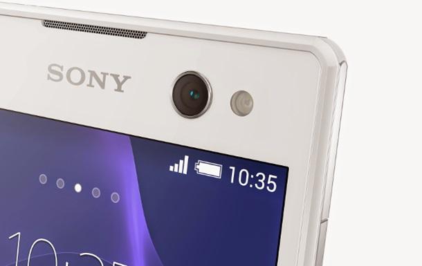 Sony представила смартфон для селфи – с фронтальной 5-МП камерой и вспышкой