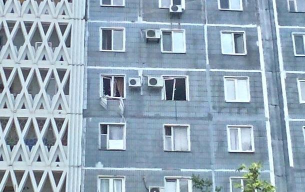 В Запорожье произошел взрыв в многоэтажке