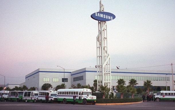 С завода Samsung в Бразилии украли техники на $36 миллионов