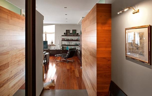 Главное - пространство. Интерьер квартиры знаменитого скульптора в Одессе