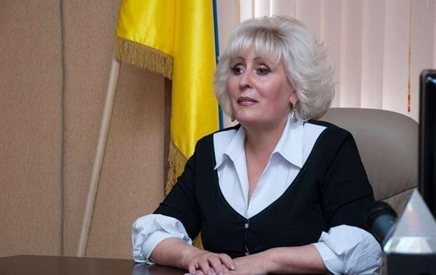 Экс-мер Славянска Штепа приехала на базу отдыха в Красном Лимане