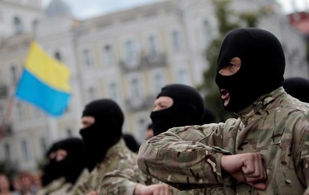 Что представляет собой боевой интернационал  Азова