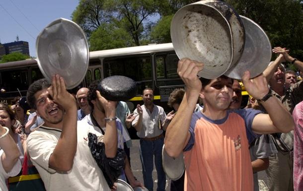 Корреспондент: Аргентина вновь под угрозой дефолта