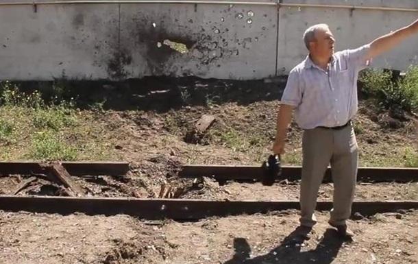 В Северодонецке из-за обстрела не работает железная дорога