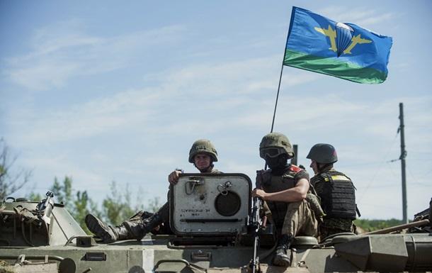 Фронтовые сводки с Юго-Востока за 10 июля