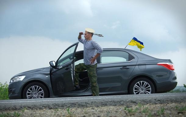 Бесплатный путеводитель по дорогам Украины