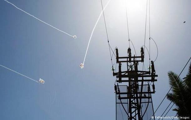 Израиль подвергся ракетному обстрелу с юга Ливана