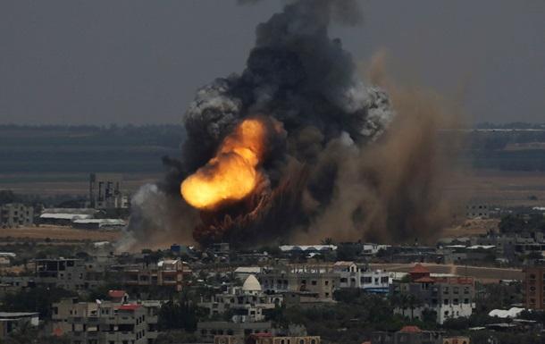 Газа в огне: Израиль и Палестина в шаге от войны