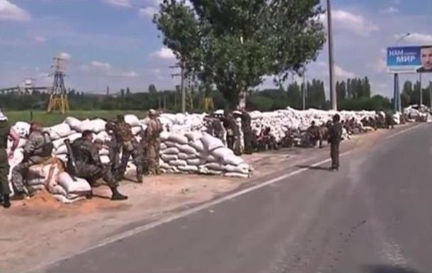 Донецк сегодня: обстановка на блокпостах ДНР