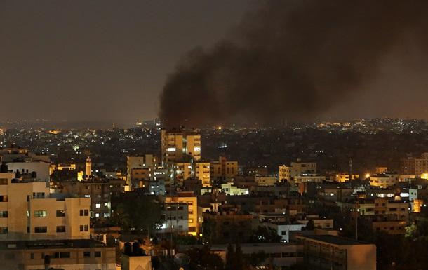 СМИ сообщают о пяти погибших палестинцах после израильских авиаударов