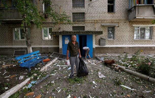 Власти  ДНР заявляют об эвакуации жителей Марьинки