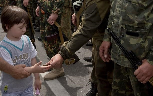 Астахов призывает Порошенко пустить детей-сирот в Россию