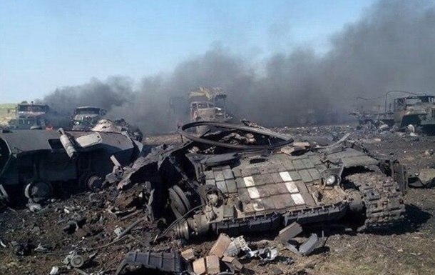 Родственники погибших в Зеленополье требуют привезти тела военных