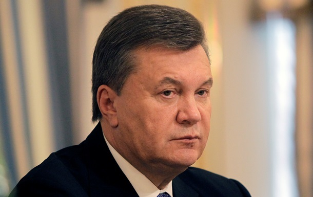 Янукович оспорит санкции против своей семьи в Европейском суде - СМИ