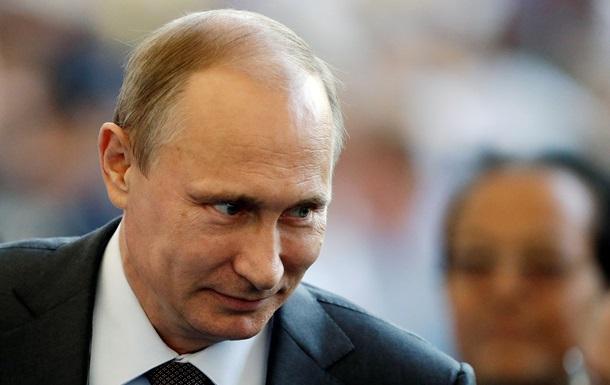 У Путина назвали  чепухой  слухи о точечных ударах по Украине