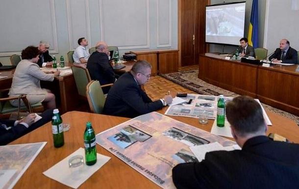 Дипломатам показали доказательства российской техники в Украине