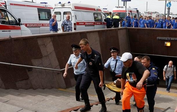 Число погибших в московском метро выросло до 16 человек