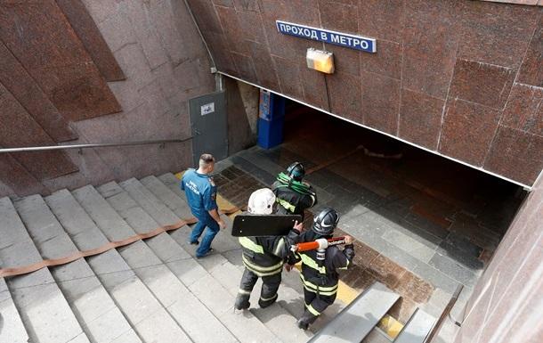 В России исключают теракт как версию аварии в метро