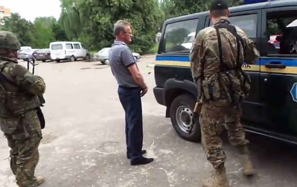 Самсонова подозревают в связях с сепаратистами