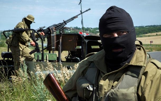 Наступление сепаратистов началось в 5:00 со стороны Степановки и Саур-Могилы