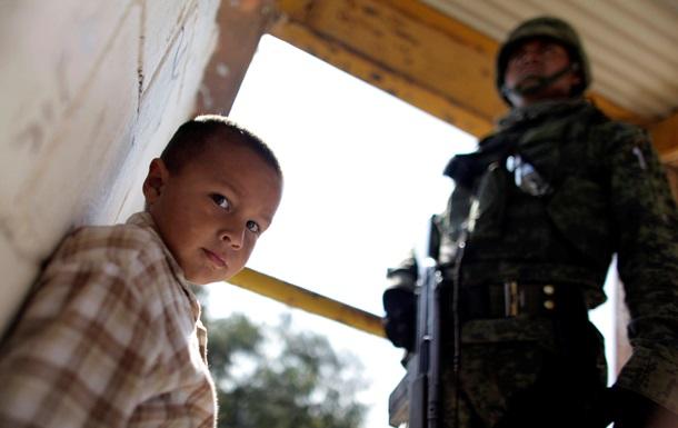 Мексика: 500 воспитанников детдома спасены от сексуального насилия