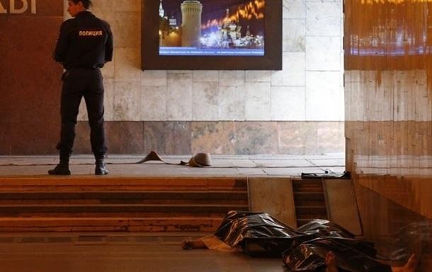Среди погибших в московском метро - одна украинка