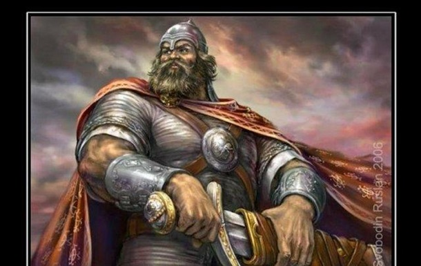 Легенды Славянской войны
