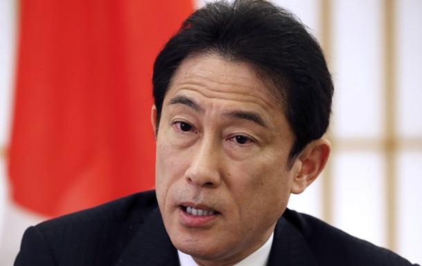 Япония поможет Украине с экономикой, реформами и переселенцами – глава МИД
