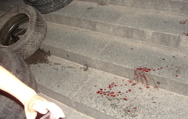 На Майдане прозвучало два взрыва - соцсети