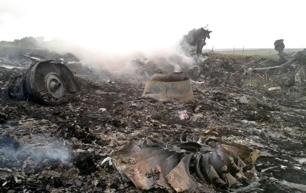 Сепаратисты мешают расследованию крушения авиалайнера – СНБО