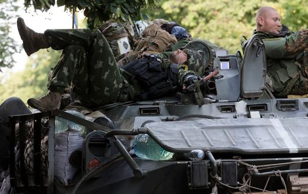 Силы АТО прекращают боевые действия в зоне падения Боинга 777